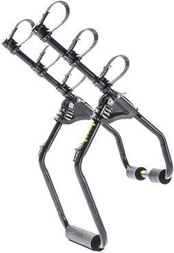Saris Sentinel 3-Bike Car Boot Rack - 3 Bikes