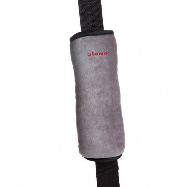 Diono Seat Belt Pillow - Grey