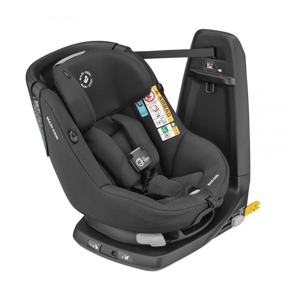 Maxi-Cosi AxissFix Air i-Size Car Seat - Authentic Black