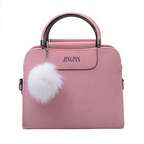 Women Fashion Accessory Lady PU Leather Shoulder Bag