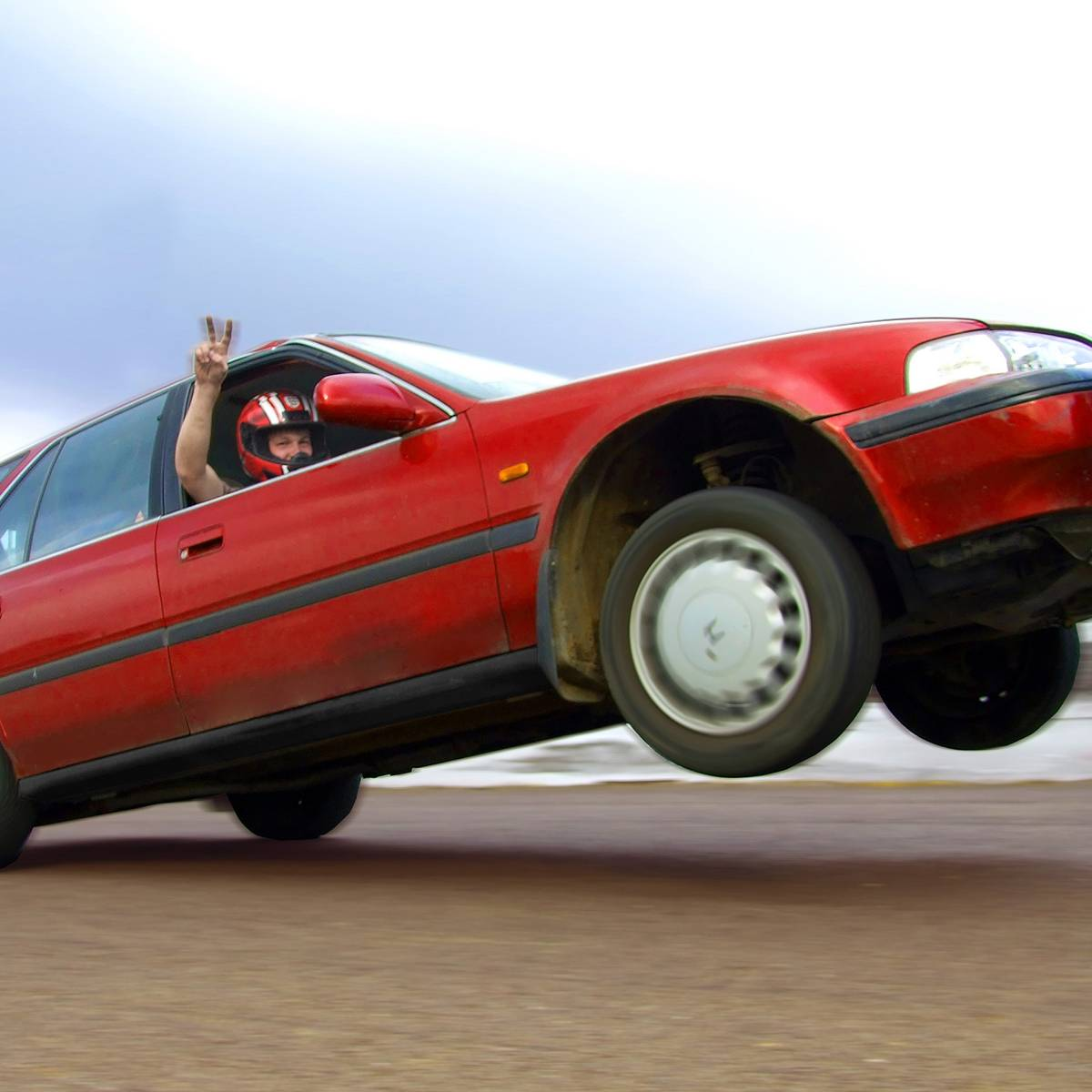 Extreme Stunt Driving Experience Day