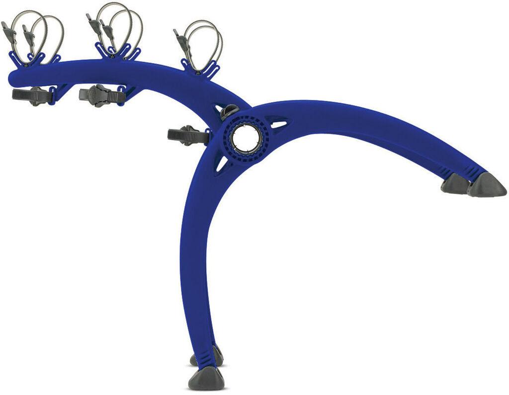Saris Bones 3 Car Bike Rack Blue