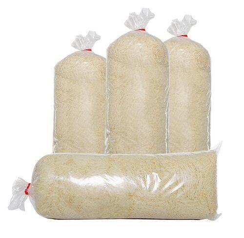 Cream Shredded Tissue Paper - 8 Kilograms