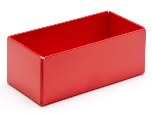 78 x 41 x 32mm - Red Gift Boxes - Base - 25 Bases