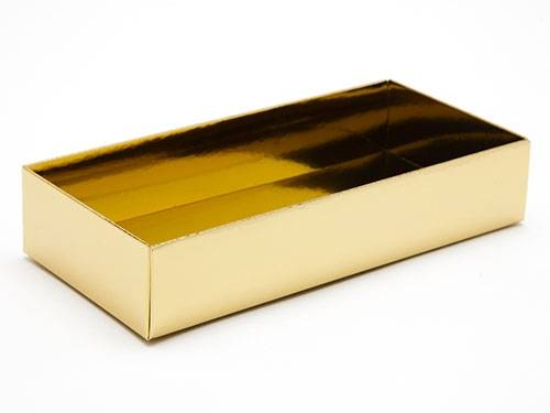 159 x 78 x 32mm - Gold Gift Boxes - Base - 25 Bases