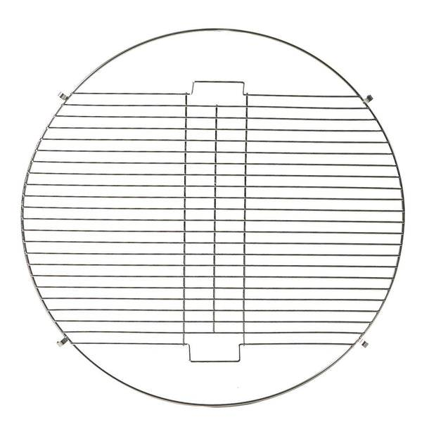 Harbour Housewares Round Firepit Grill - 48.5cm - By Harbour Housewares