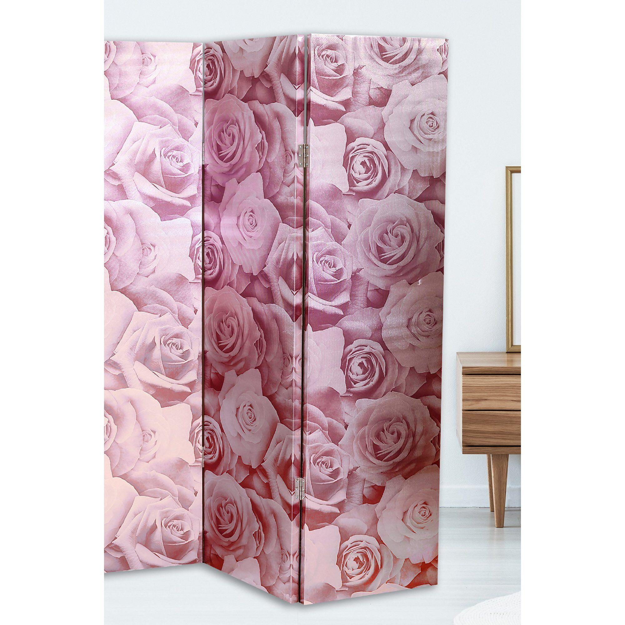 Studio Romance Room Divider Screen  - Pink