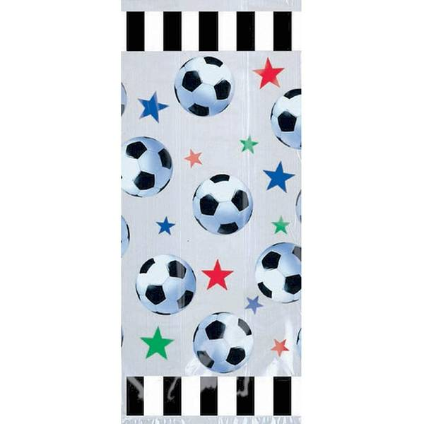 Football Party Treat Bags (Pack Of 20)