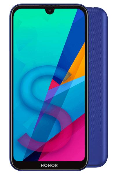 Honor 8S Blue - EE Essential Plan 1GB £19 (24mths)