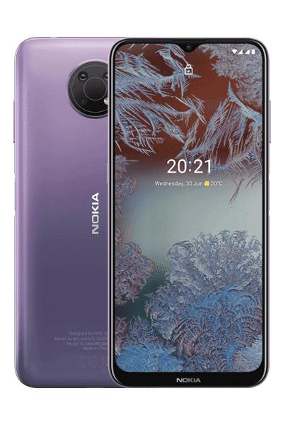 Nokia G10 Dusk - EE Essential Plan 500MB £17 (24mths)