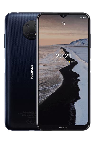 Nokia G10 Blue - EE Essential Plan 500MB £15 (24mths)