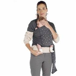 Jane Cocoon Baby Wrap Sling  - Grey