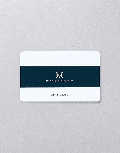 Crew Clothing Gift Card