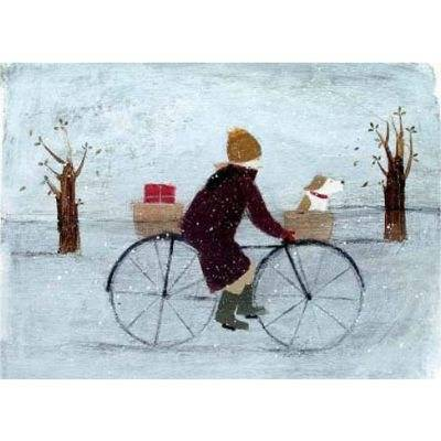 Special Delivery Christmas Cards Pack Of 5