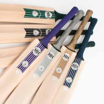 intotheblue.co.uk Bespoke Cricket Bat Experience