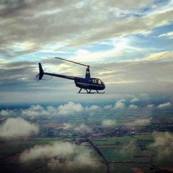 intotheblue.co.uk Private Sightseeing Flights from Berkshire