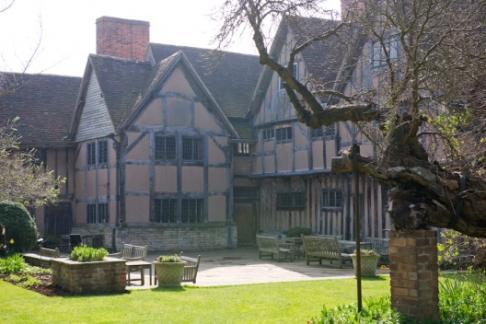 Shakespeare's Family Homes and Gardens - Full Visit (Winter Four)