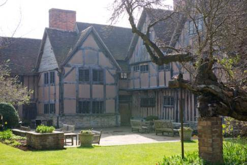 Shakespeare's Family Homes and Gardens - Full Visit (All Five)