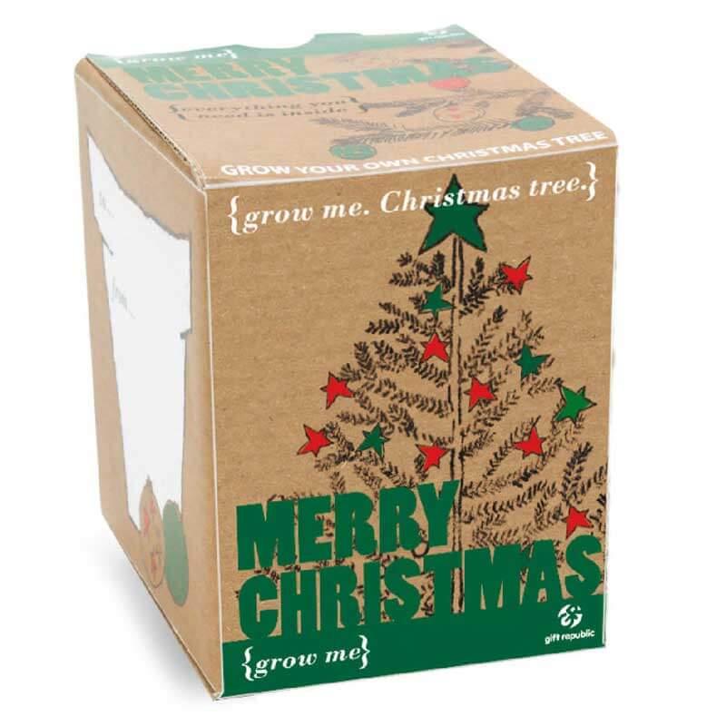 Gift Republic Grow Me - Christmas Tree