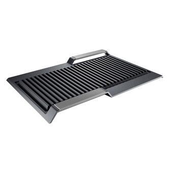 Bosch HEZ390522 40cm FlexInduction Griddle Plate in Cast Iron