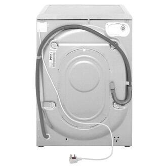 Indesit BWA81483XSUK INNEX Washing Machine in Silver 1400rpm 8kg D Rat