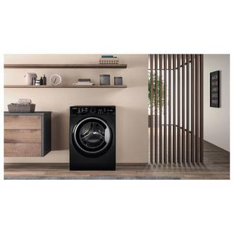 Hotpoint NSWF943CBS Washing Machine in Black 1400rpm 9Kg D Rated