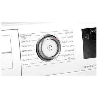 Bosch WAU28R90GB Serie 6 Washing Machine in White 1400rpm 9Kg A