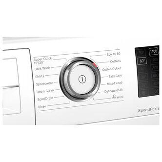 Bosch WAU28R90GB Serie 6 Washing Machine in White 1400rpm 9Kg