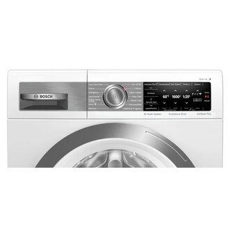 Bosch WAX32GH4GB Serie 8 Washing Machine in White 1600rpm 10kg A