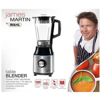 Russell Hobbs ZY024 James Martin Glass Jug Blender 1 75L 1000W