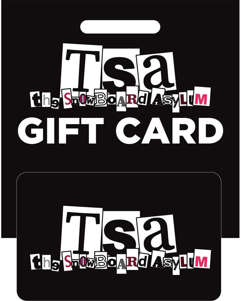 TSA Gift Card £300