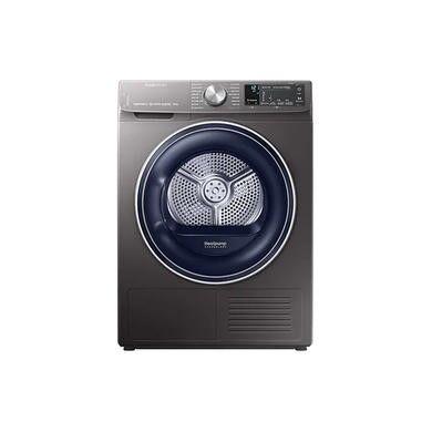 Samsung DV90N62642X QuickDrive 9kg Freestanding Heat Pump Tumble Dryer With Optimal Dry - Graphite W
