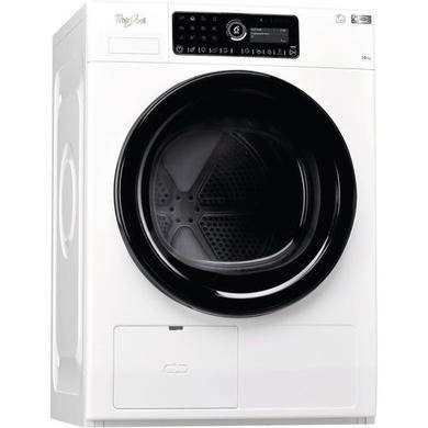 Whirlpool W Collection HSCX10441 Supreme Care PremiumPlus 10kg Freestanding Heat Pump Tumble Dryer - White