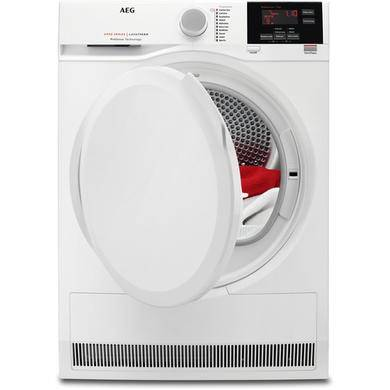 AEG T6DBG720N 7kg ProSense Freestanding Condenser Tumble Dryer-White