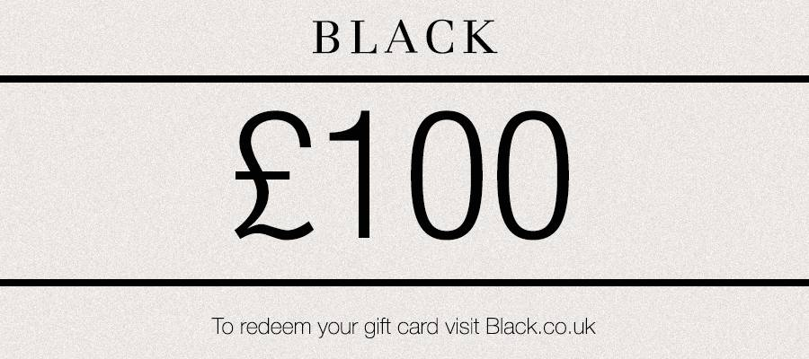 Black.co.uk Accessories Gift Card