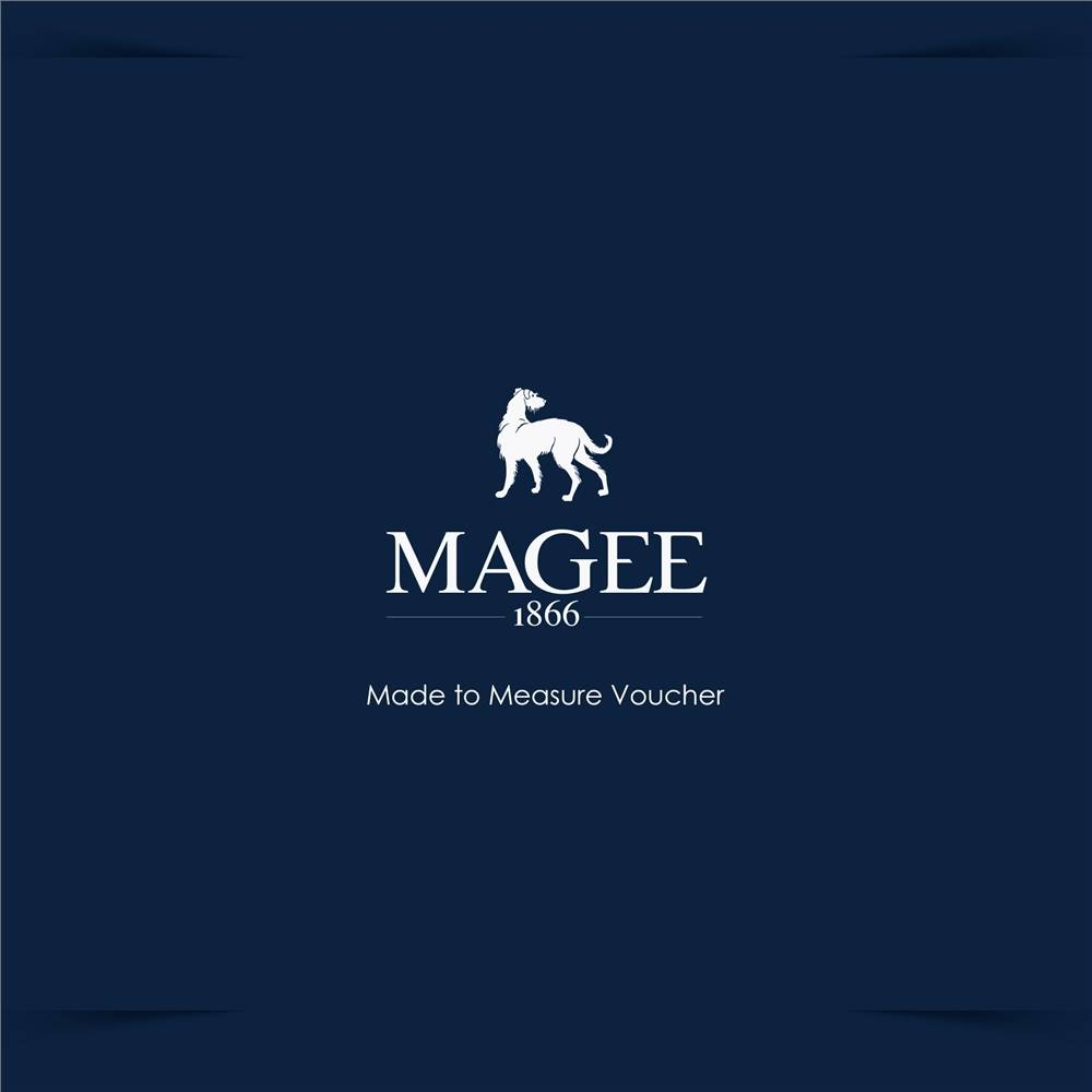 Magee 1866 Made to Measure Gift Voucher