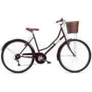 Insync Vienna Ladies Classic Bike Burgundy - 19
