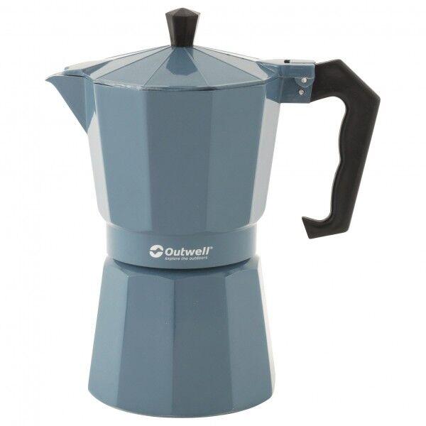 Outwell - Manley Expresso Maker - Espresso machine size 100 ml;300 ml, blue