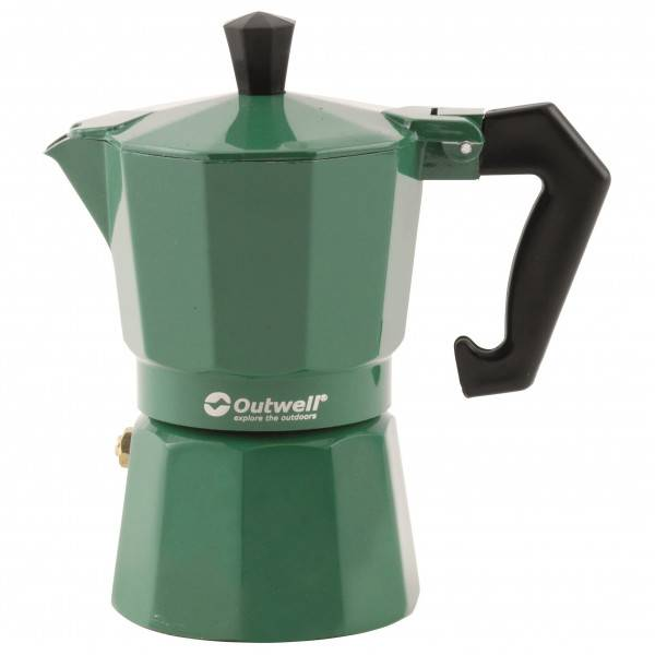 Outwell - Manley Expresso Maker - Espresso machine size 300 ml, deep seat