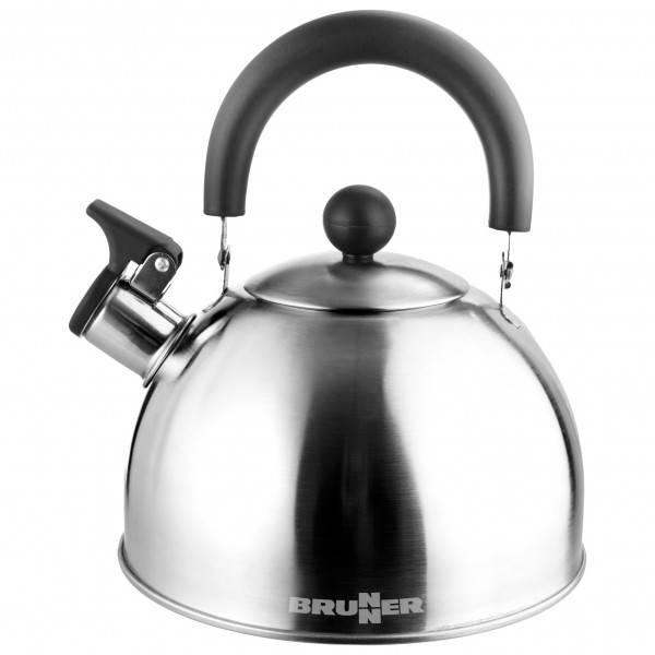 Brunner - Dayo - Tea maker size 1,8 l, edelstahl