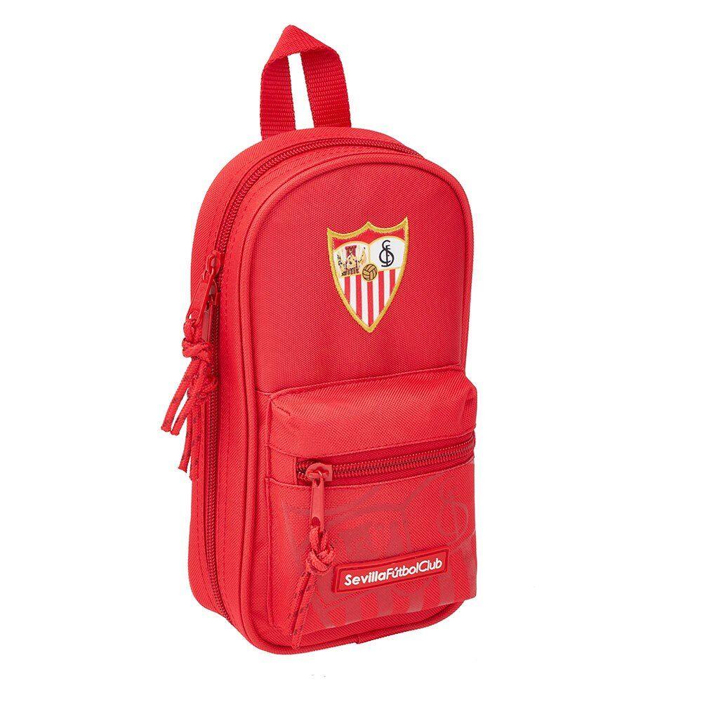 Safta Sevilla Fc Corporate Empty One Size Red / Red male