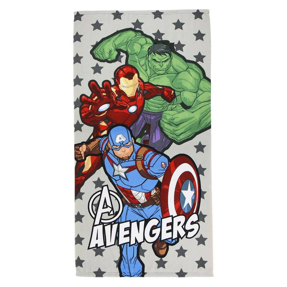 Cerda Group Avengers Polyester Towel One Size Multicolor  - Size: One Size