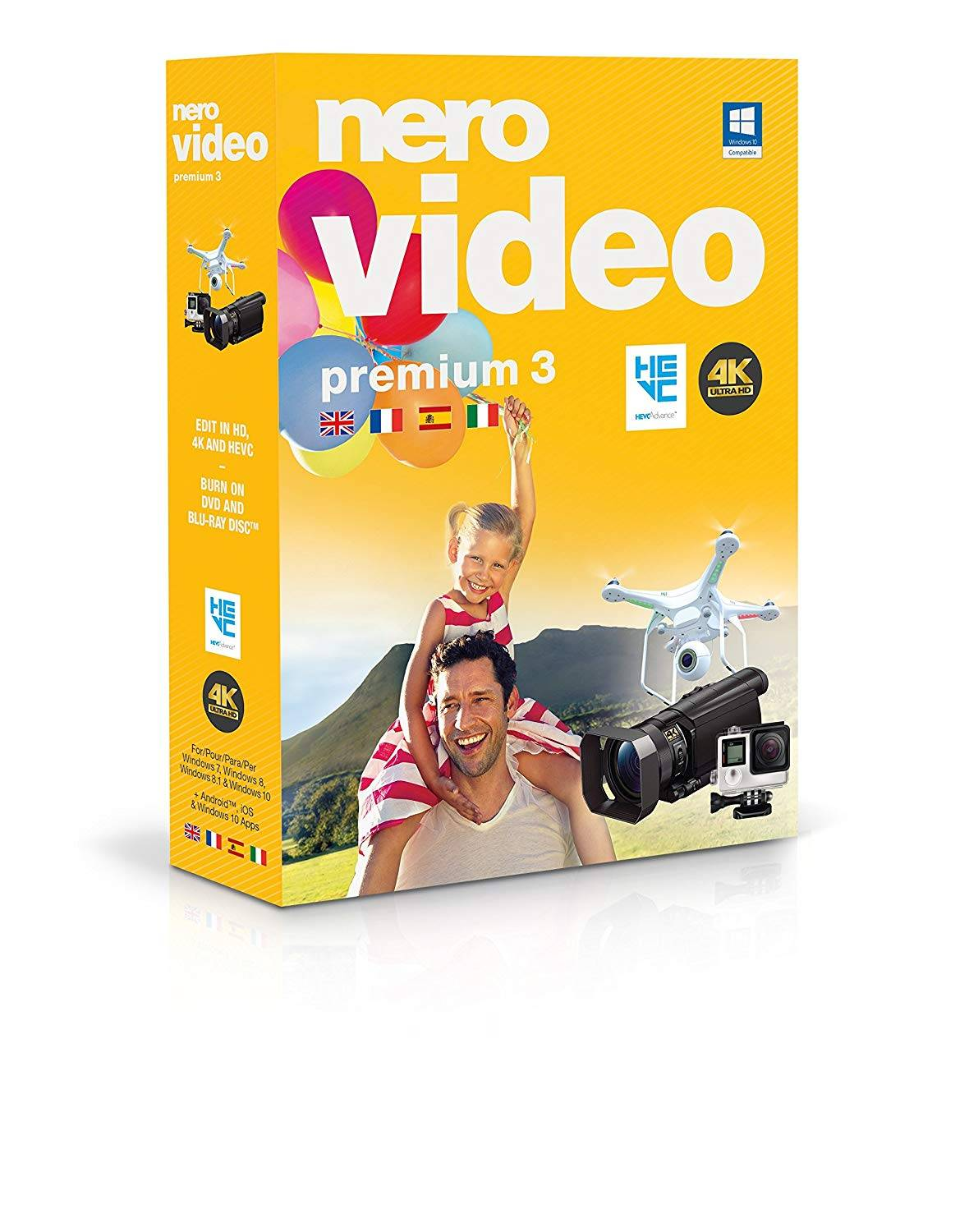 ahead nero video premium 3 pc