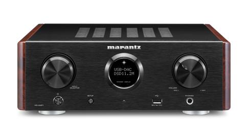 marantz hdamp1 t1b high class compact amplifier black