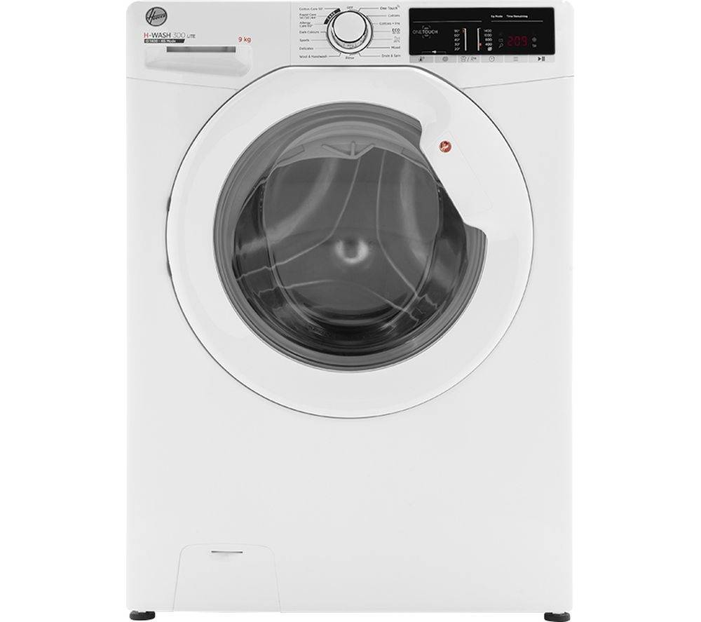 Hoover H-Wash 300 H3W49TE 9kg 1400 Spin Washing Machine - White