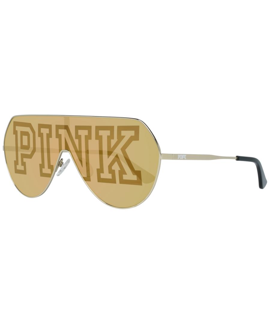 Victoria London Womens Victoria's Secret Pink Fashion Accessory PK0001 28G 00 Women Gold - One Size