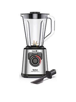 Tefal Perfectmix+ Tritan Bl82Ad40 High-Speed Blender &Ndash; Stainless Steel And Dark Grey