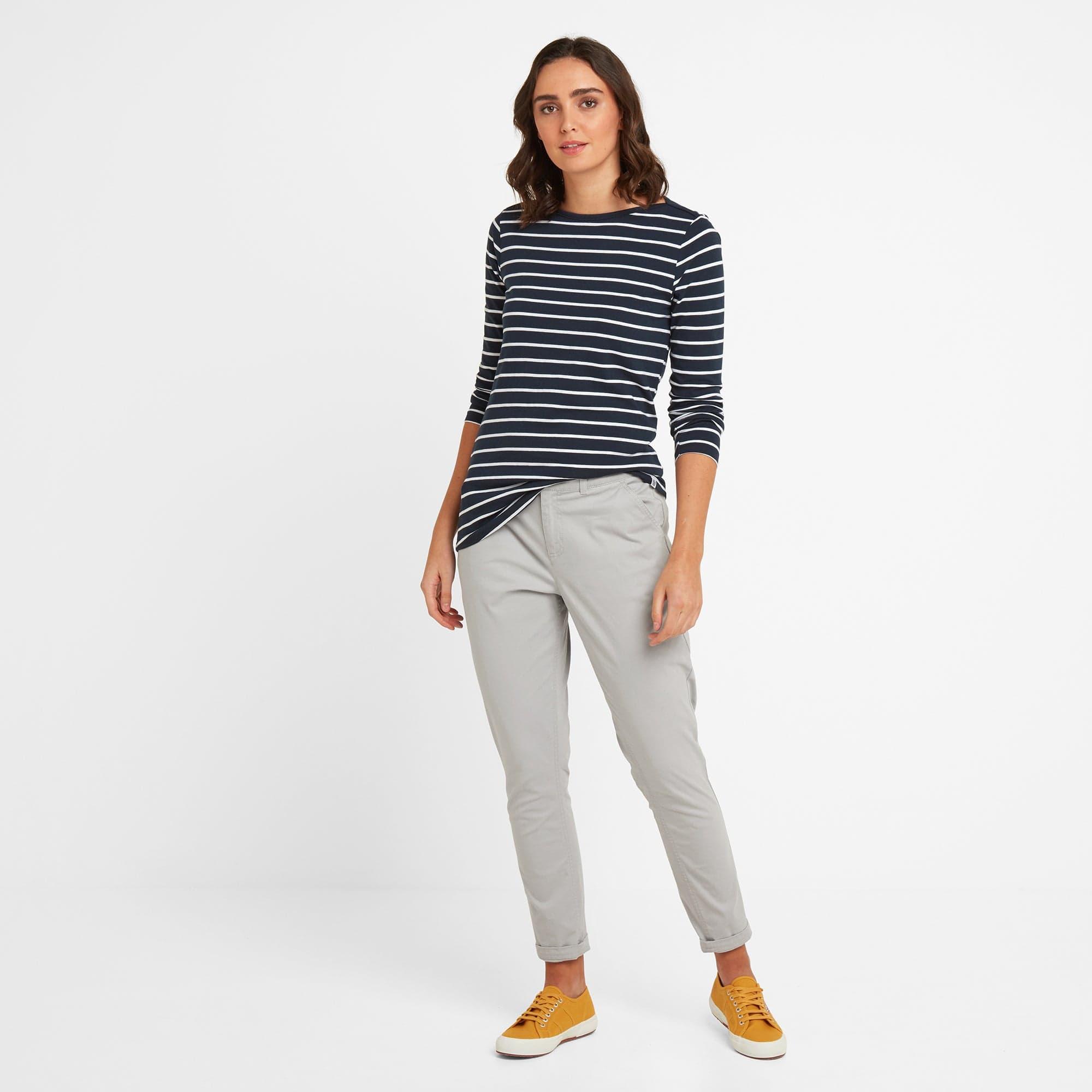 tog24 pickering womens trousers regular pebble 8