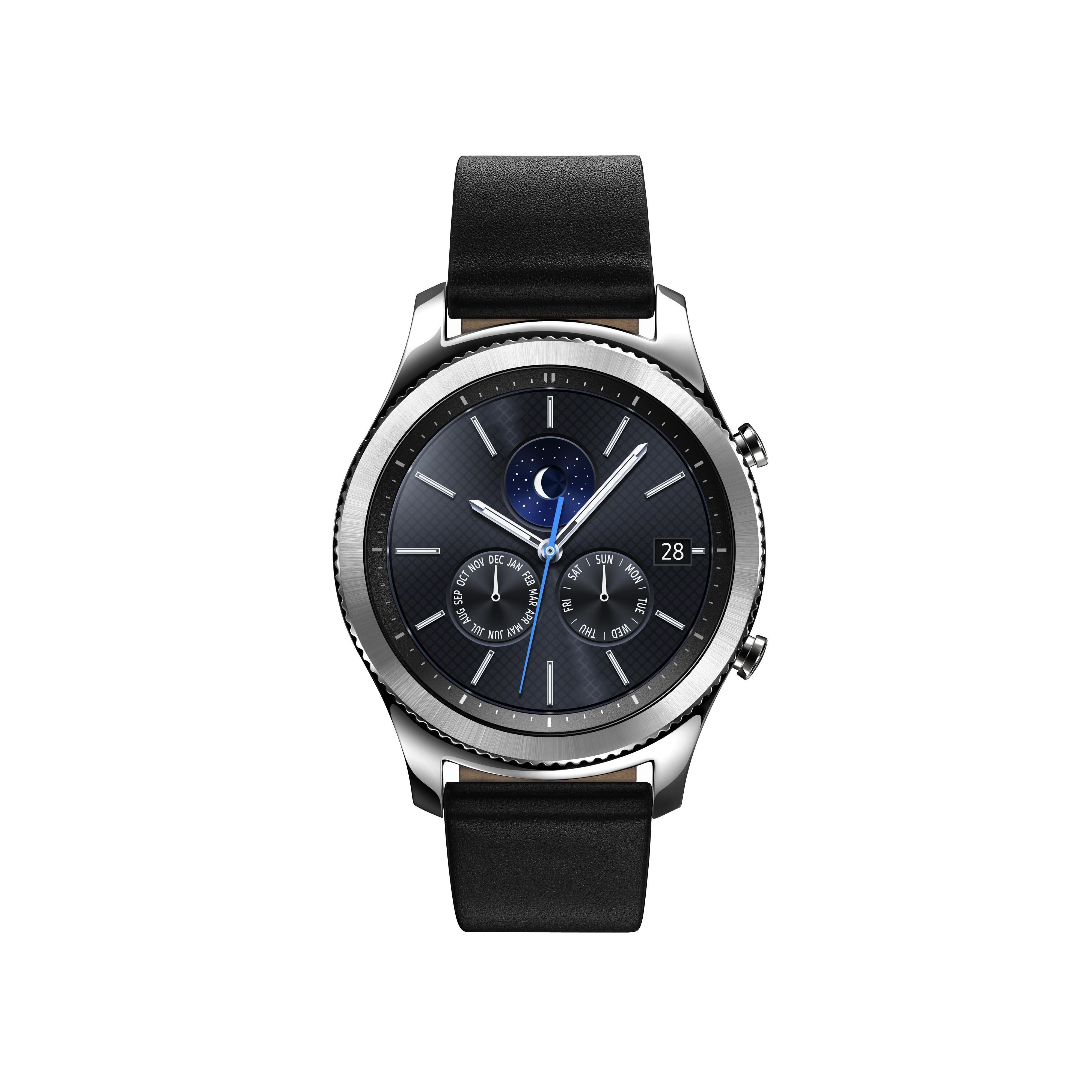 Smartwatch  Gear S3 Classic Silver | Refurbished - 12 M. Warranty