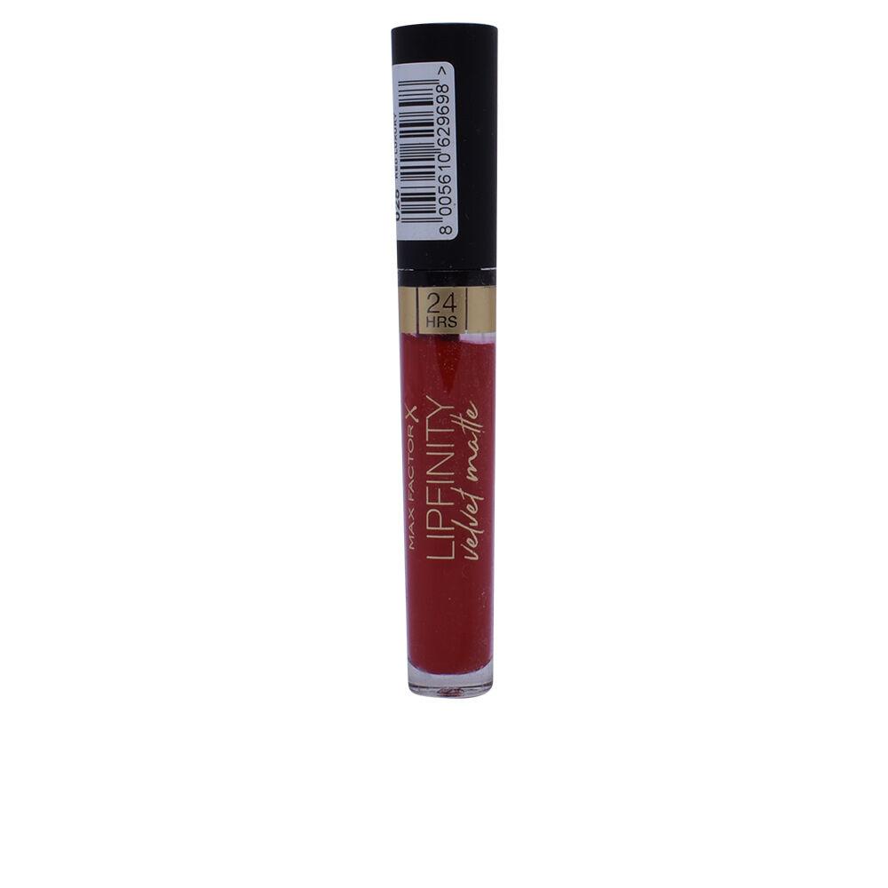 max factor lipstick lipfinity 025